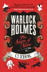 Cover Warlock Holmes