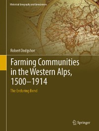 Cover Farming Communities in the Western Alps, 1500–1914