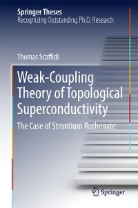 Cover Weak-Coupling Theory of Topological Superconductivity