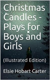 Cover Christmas Candles / Plays for Boys and Girls