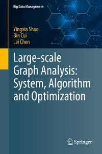 Cover Large-scale Graph Analysis: System, Algorithm and Optimization