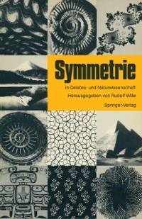 Cover Symmetrie in Geistes- und Naturwissenschaft