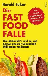 Cover Die Fast Food Falle