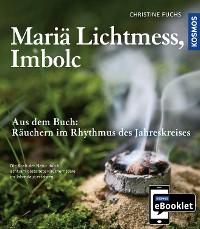 Cover KOSMOS eBooklet: Mariä Lichtmess, Imbolc