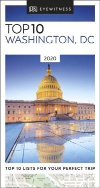 Cover DK Eyewitness Top 10 Washington, DC