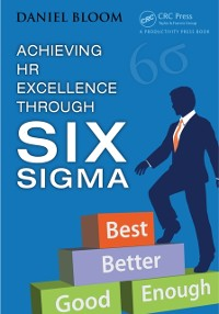 Cover Achieving HR Excellence through Six Sigma