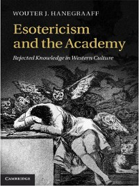 Cover Esotericism and the Academy