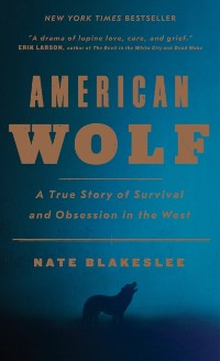 Cover American Wolf