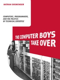 Cover The Computer Boys Take Over