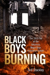 Cover Black Boys Burning
