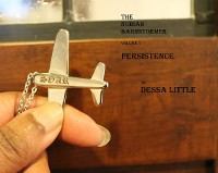 Cover The Nubian Barnstormer Volume 1 Persistence