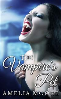 Cover The Vampire's Pet