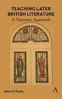 Cover Teaching Later British Literature