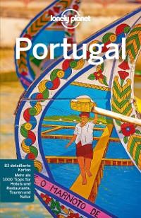 Cover Lonely Planet Reiseführer Portugal