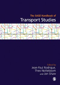 Cover The SAGE Handbook of Transport Studies