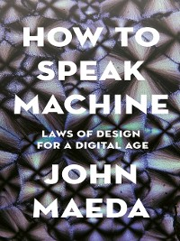 Cover How to Speak Machine