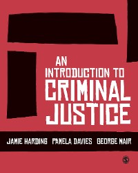 Cover An Introduction to Criminal Justice