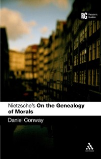 Cover Nietzsche's 'On the Genealogy of Morals'