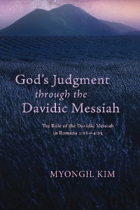 Cover God's Judgment through the Davidic Messiah