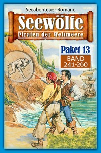 Cover Seewölfe Paket 13