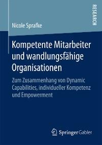 Cover Kompetente Mitarbeiter und wandlungsfähige Organisationen