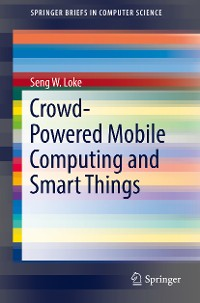 Cover Crowd-Powered Mobile Computing and Smart Things