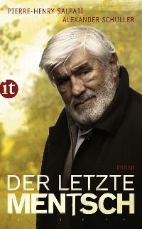 Cover Der letzte Mentsch