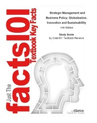 Cover Strategic Management and Business Policy, Globalization, Innovation and Sustainablility