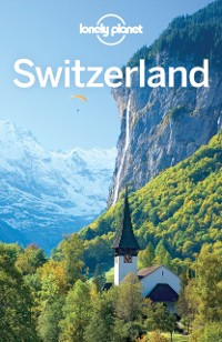 Cover Lonely Planet Switzerland