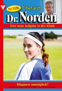 Cover Chefarzt Dr. Norden 1136 – Arztroman