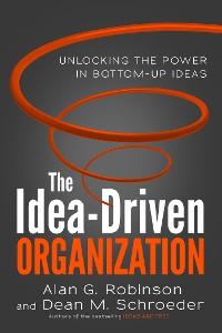 Cover The Idea-Driven Organization