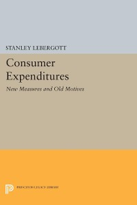 Cover Consumer Expenditures