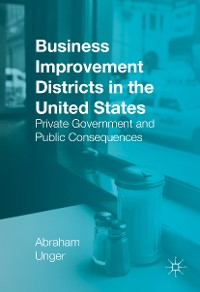 Cover Business Improvement Districts in the United States