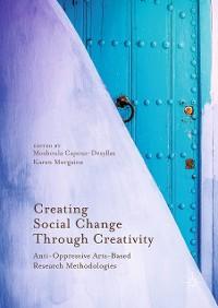 Cover Creating Social Change Through Creativity