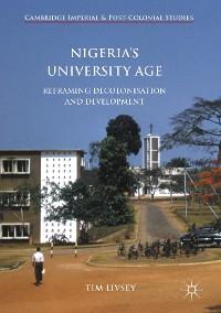 Cover Nigeria's University Age