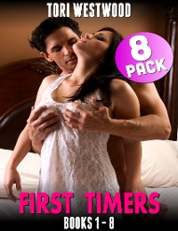 Cover First Timers 8-pack - Books 1 - 8