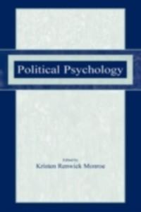 Cover Political Psychology
