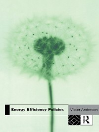 Cover Energy Efficiency Policies