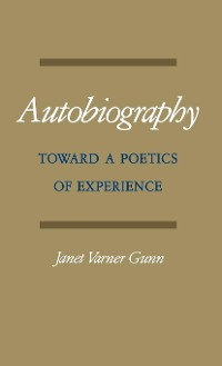 Cover Autobiography