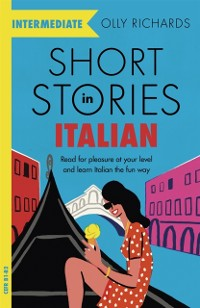 Cover Short Stories in Italian  for Intermediate Learners
