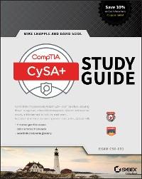 Cover CompTIA CySA+ Study Guide