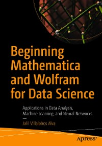 Cover Beginning Mathematica and Wolfram for Data Science
