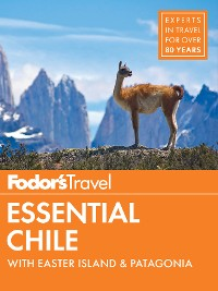 Cover Fodor's Essential Chile
