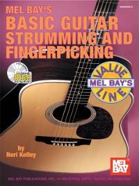 Cover Basic Guitar Strumming and Fingerpicking