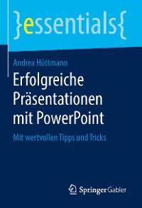 Cover Erfolgreiche Präsentationen mit PowerPoint