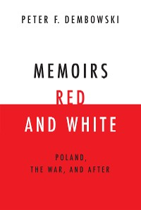 Cover Memoirs Red and White