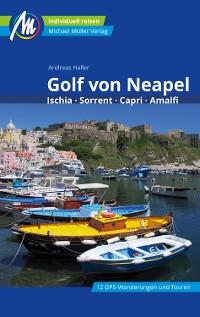 Cover Golf von Neapel Reiseführer Michael Müller Verlag