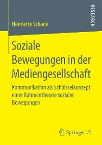 Cover Soziale Bewegungen in der Mediengesellschaft
