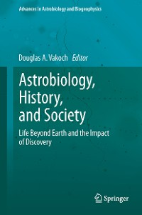 Cover Astrobiology, History, and Society