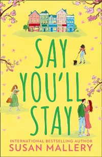 Cover Say You'll Stay